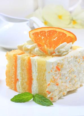 Orange Dream Cake Zoye Oil