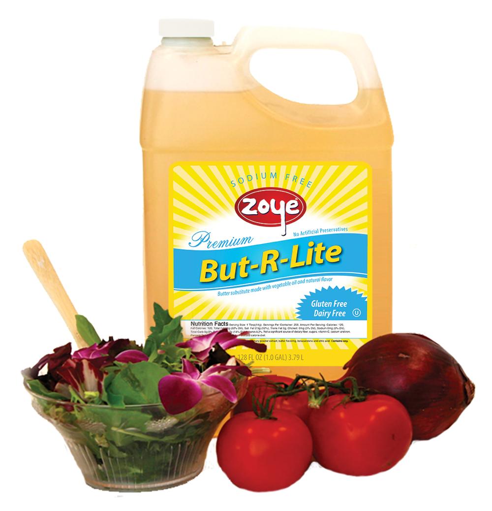 Zoye Sodium Free But-R-Lite 1 Gallon