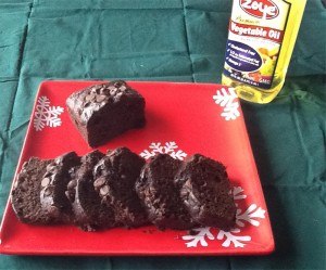 Carol's Double Chocolate Banana Bread