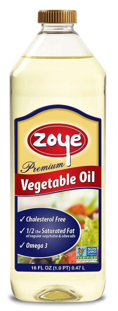 ZFS Oil 16 oz Non-GMO Project Verified