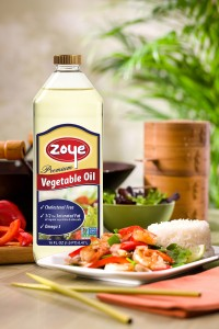 Zoye Premium Vegetable Oil Products