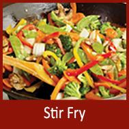 Zoye Stir Fry