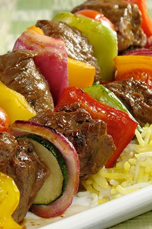 Zoye spicy kabobs
