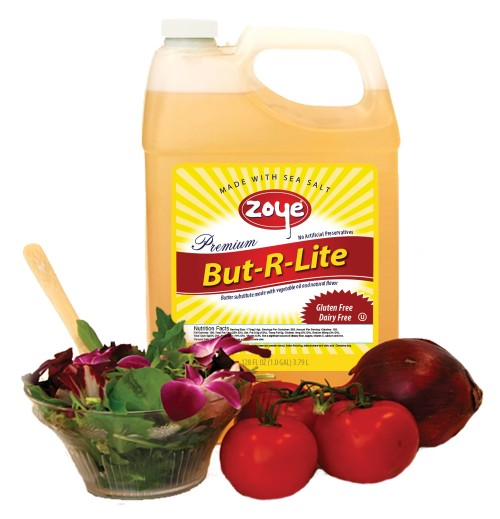 Zoye Sea Salt But-R-Lite 1 Gallon