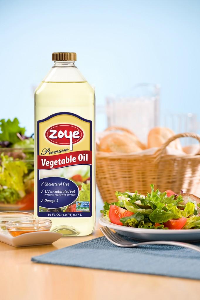 Zoye touch of honey vinaigrette