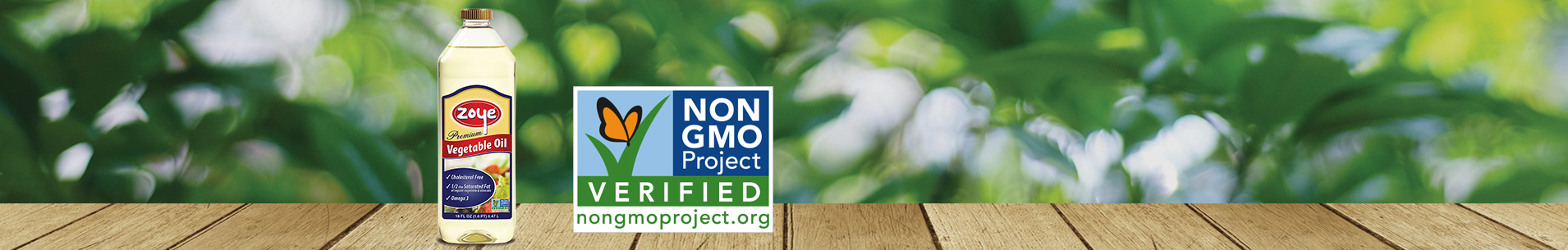 Zoye non-gmo project verified
