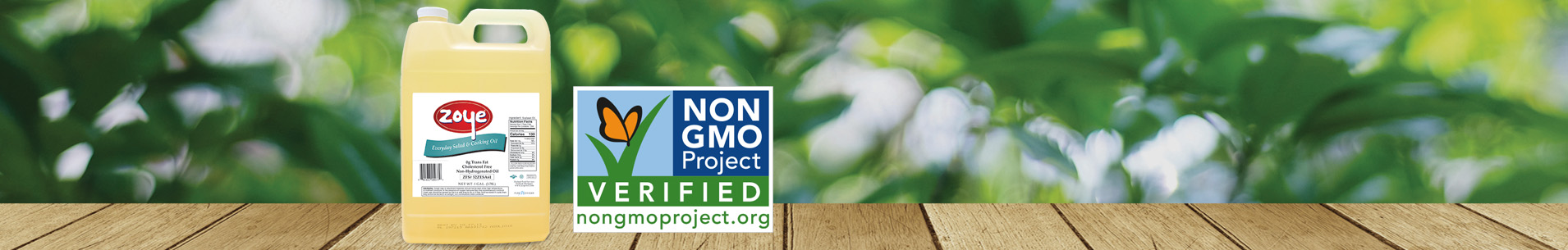 non-gmo project verified everyday salad and cooking oil gallon
